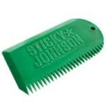 A wax comb