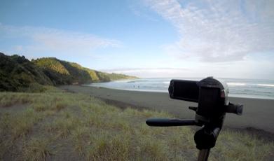Intermediate and Advanced Surf Coaching using video analysis.