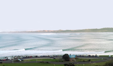 Surf the best surf spots in the Auckland region.