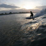 Learning to surf action plan