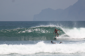 Join our beginner surf trip to Indonesia.