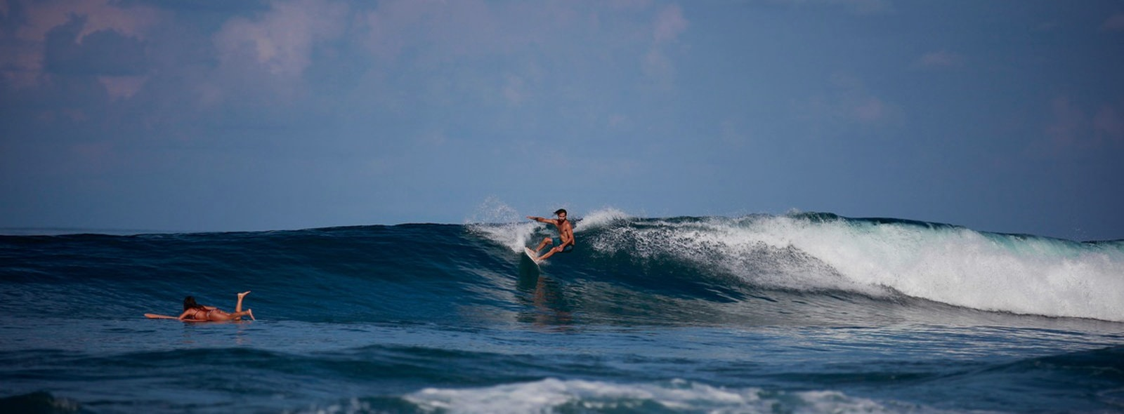 Surf trip for intermediate surfers to secret Indonesia.