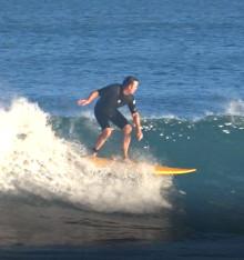 Dan's review of surf coaching